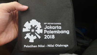 Ujian Psikotest Asian Games bikin pusing