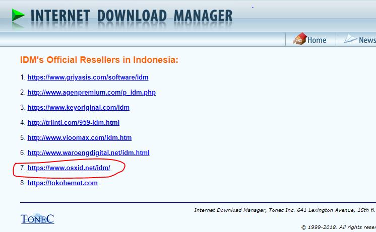 Beli Internet Download Manager dan alasan beli IDM