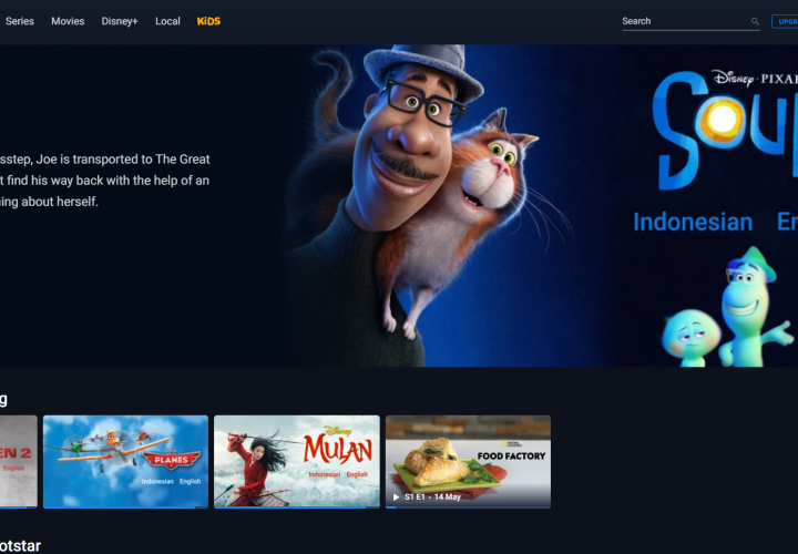 Ulasan Layanan Streaming Film Disney+ Hotstar Indonesia